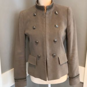 Jackets & Blazers - NWOT Zara Military Jacket